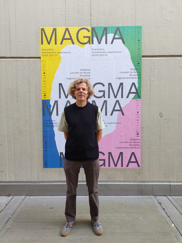 Magma, Triennale art contemporain (2021)